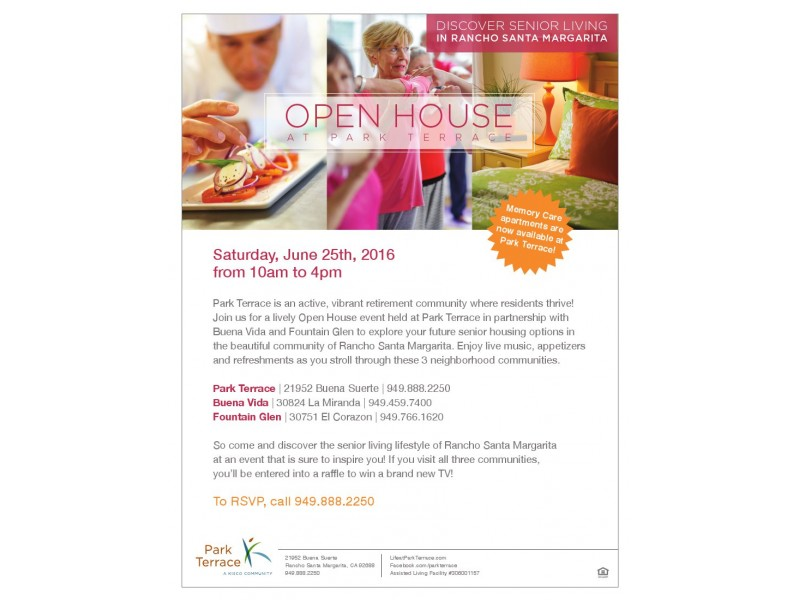 Discover Senior Living In RSM At Park Terrace, Buena Vida, And Fountain Glen