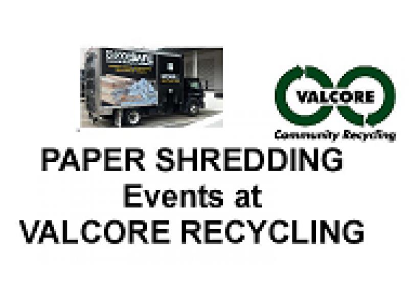 live paper shredding event benicia ca patch