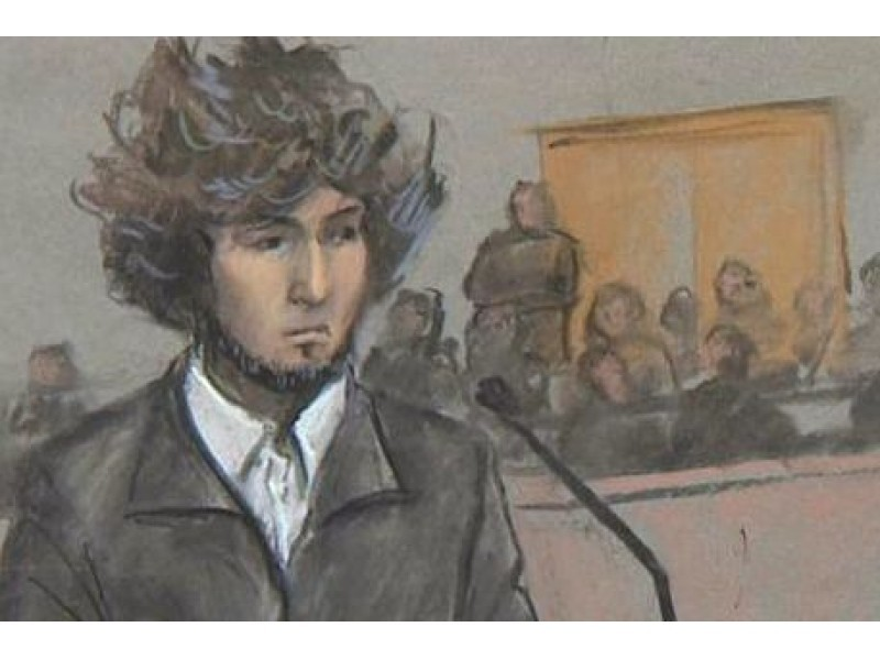 Boston marathon bomber found not guilty of sexual harassment