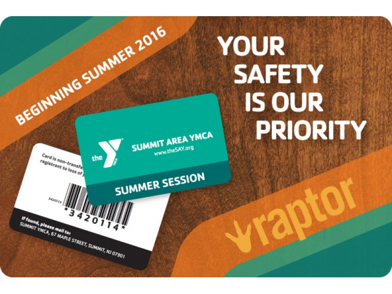 Summit area ymca steps up security with raptor system summit nj patch summit area ymca steps up security with raptor system reheart Choice Image