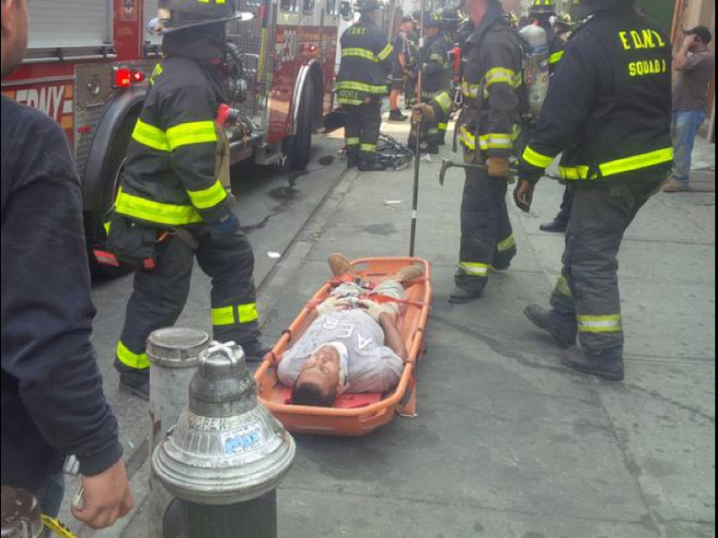 Fernando venegas 19 killed in bed stuy construction site for Bed stuy fish fry nostrand ave