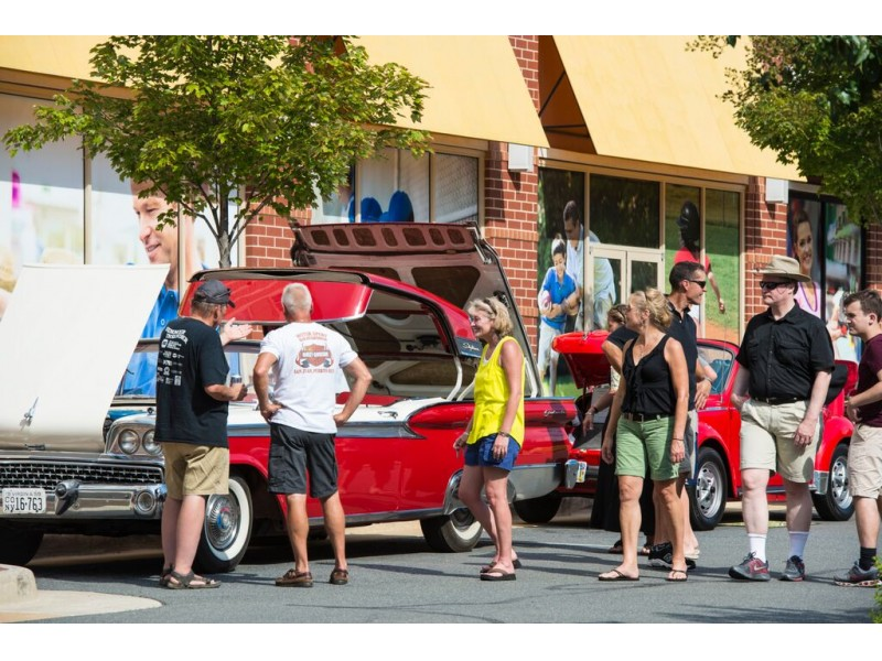 Village At Leesburg To Host Nd Annual Cruisin The Village Car - Leesburg car show