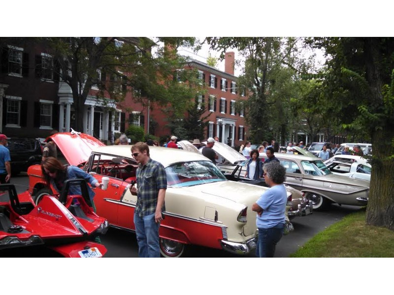 Gallery: Classic Lineup for Annual Car Show | Salem, MA Patch