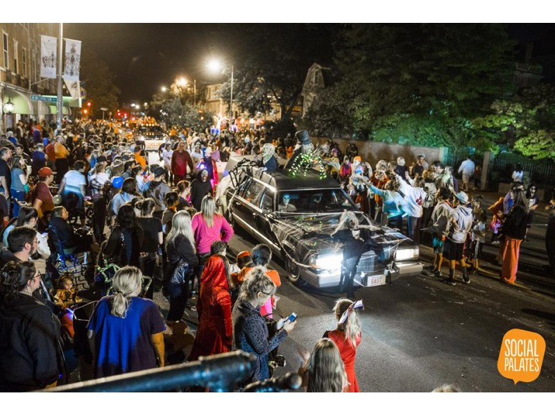 Grand Parade Kicks Off Salem Halloween Season on Thursday | Salem ...