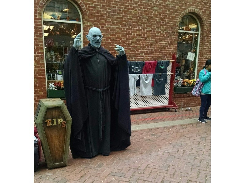 The Final Countdown: Salem Prepares for Record Halloween Weekend ...