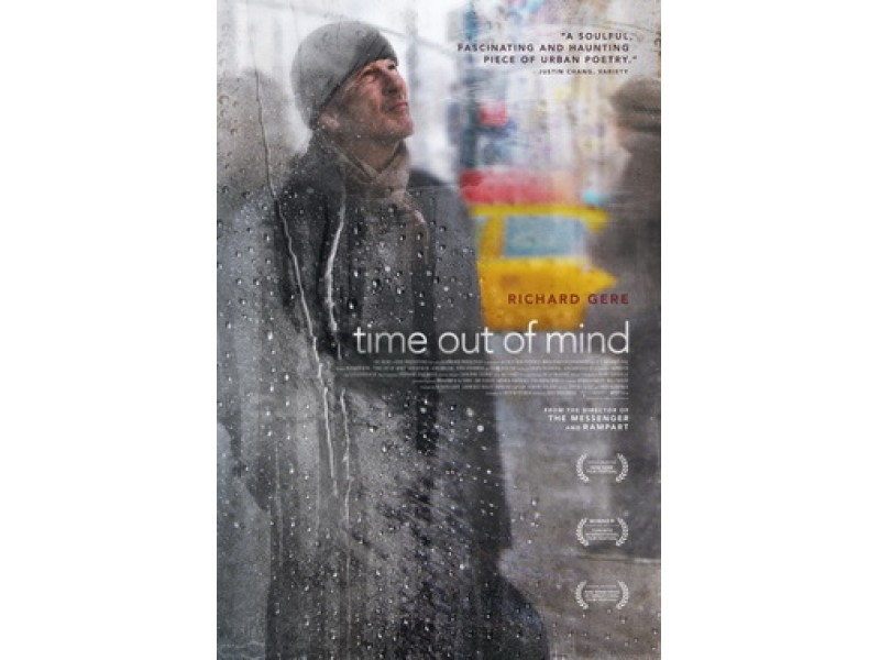 Richard Gere Talks To Patch About His New Film Time Out
