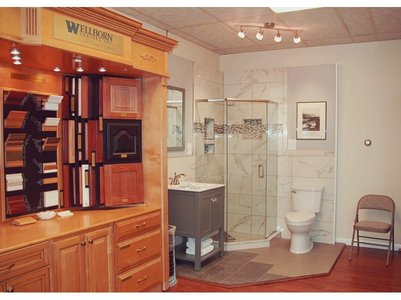 Hassle Free Home Improvements Opens Showroom In Damascus - Bathroom showrooms in maryland