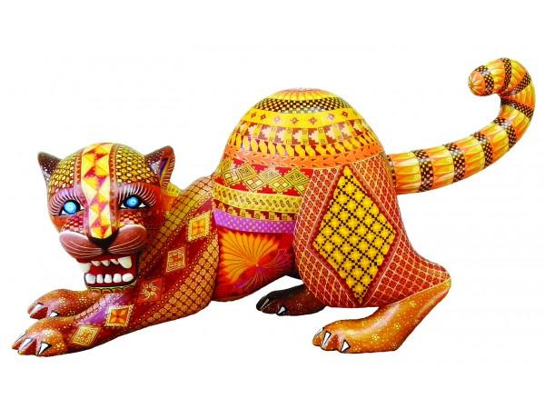 mexico wood carvings - Khafre