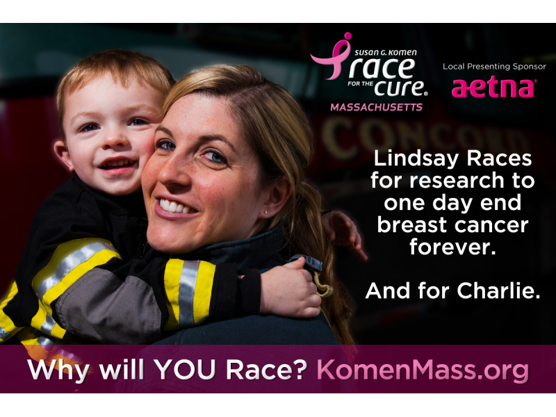Susan G  Komen Massachusetts Presents the 23nd Annual Race for the