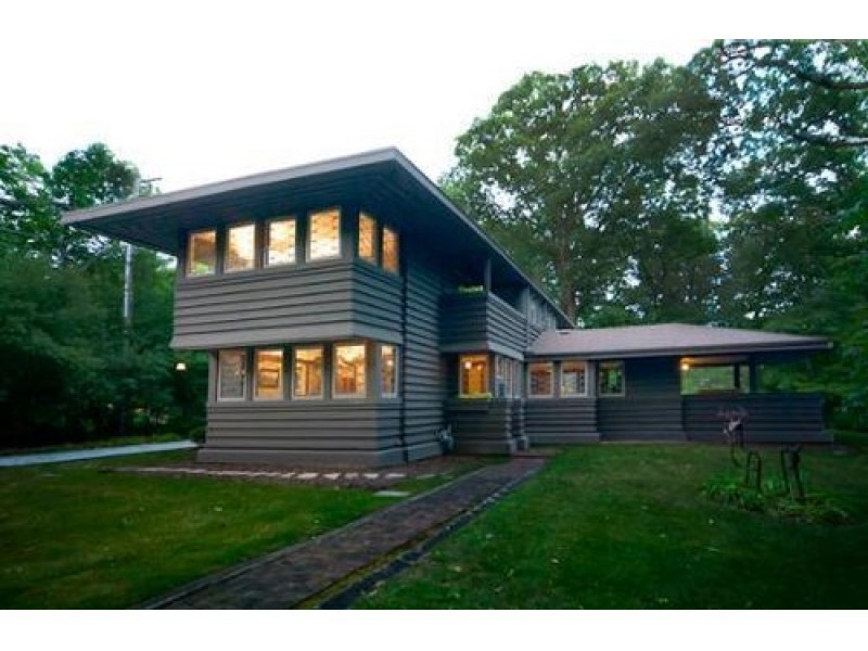 sold  frank lloyd wright house bought after years on