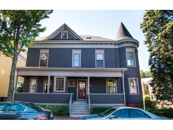 WOW! House: 5 Bedroom Victorian in Avon Hill - Cambridge, MA Patch
