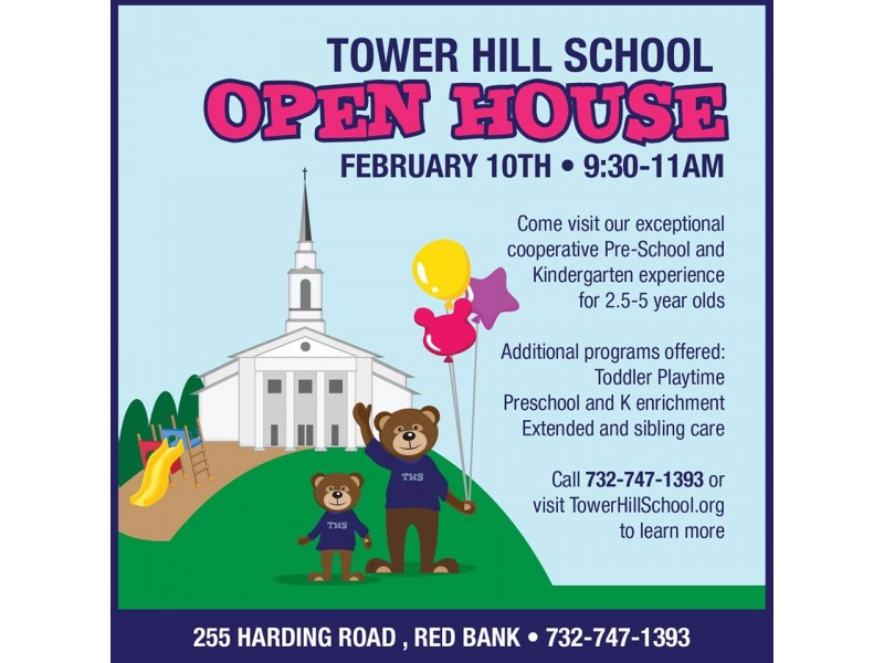Tower Hill School Invites Parents to Open House Red Bank NJ Patch