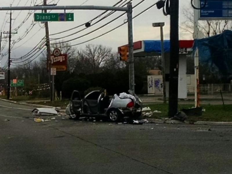 Police Identify Teen Killed In Rt 1 Car Crash South