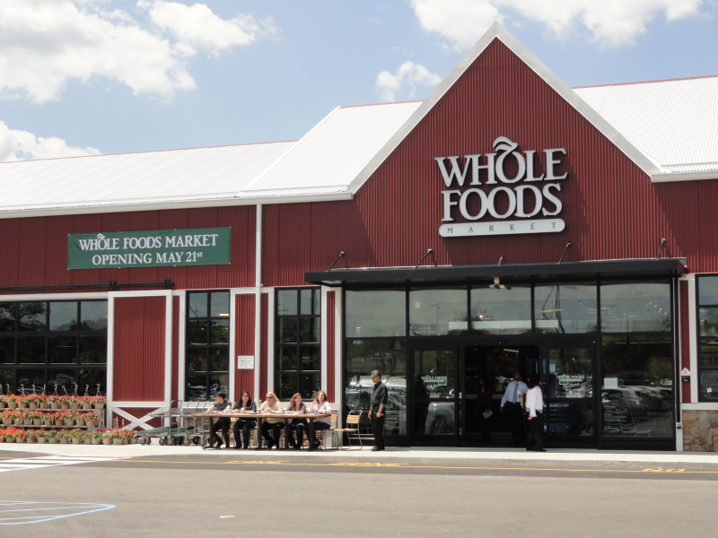 Richmond Whole Foods Parking