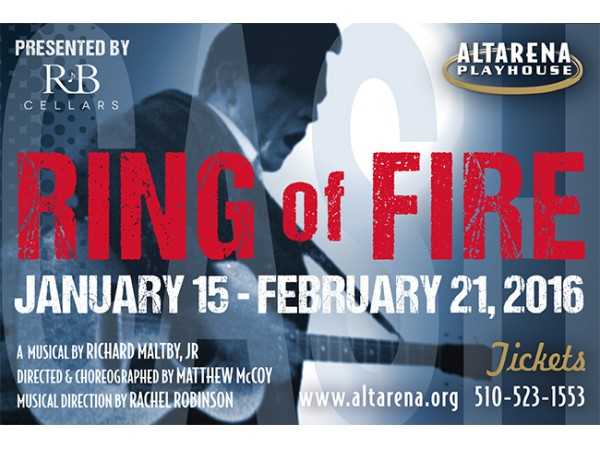 Altarena Playhouse Ring Of Fire