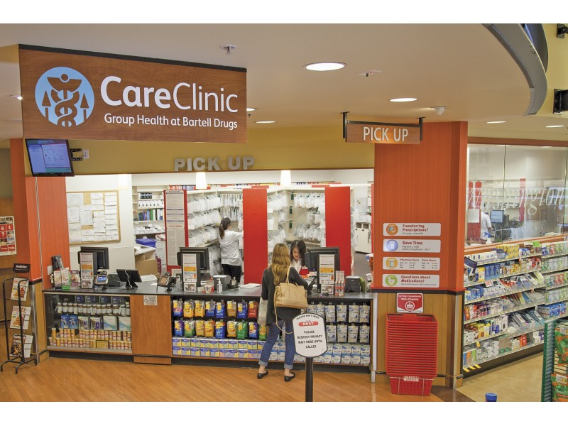 Group Health and Bartell Drugs Open New CareClinics in East Renton