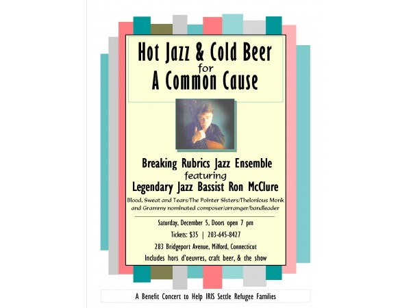Hot jazz cold beer milford ct patch for Craft fairs in ct december