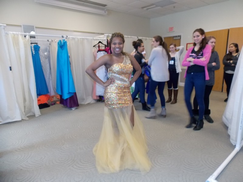 Dreams of Dresses Become Reality for Boston-Area Girls | Waltham, MA ...