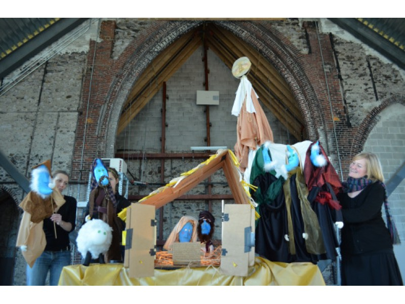 Puppet nativity saturday 12th 2pm needham ma patch for 20 brookway terrace roslindale ma