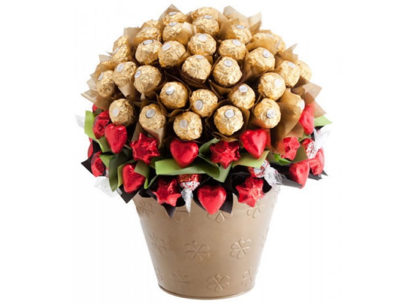One Day Workshop- Learn how to make Chocolate Bouquet Making | Deer ...