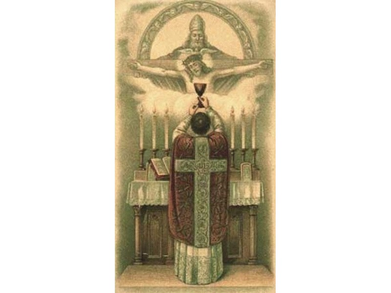 Traditional Latin Mass At St Catherine Of Siena Burlingame Ca Patch