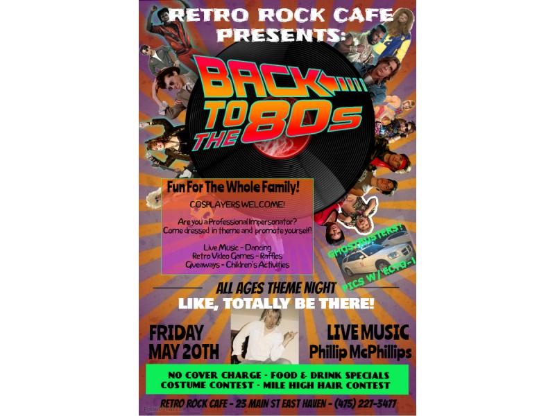 Retro Rock Cafe East Haven