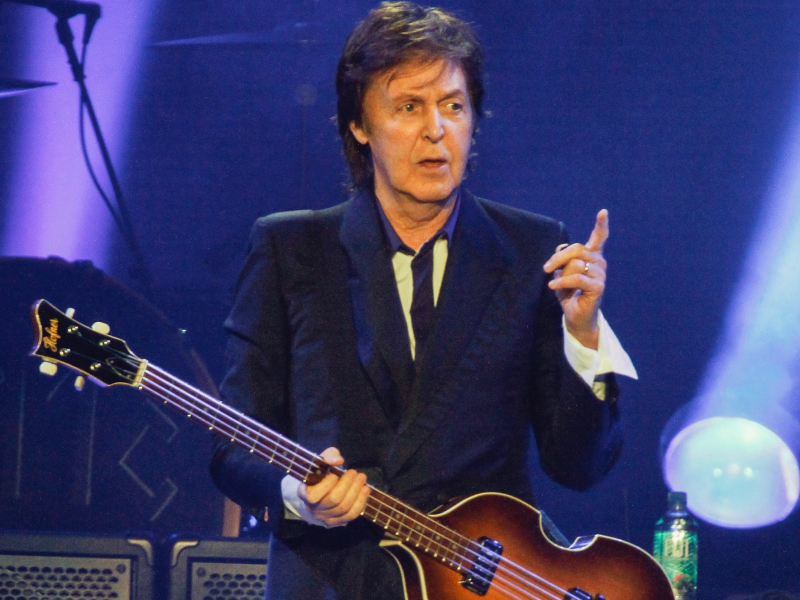Paul McCartney Is Coming To The Verizon Center