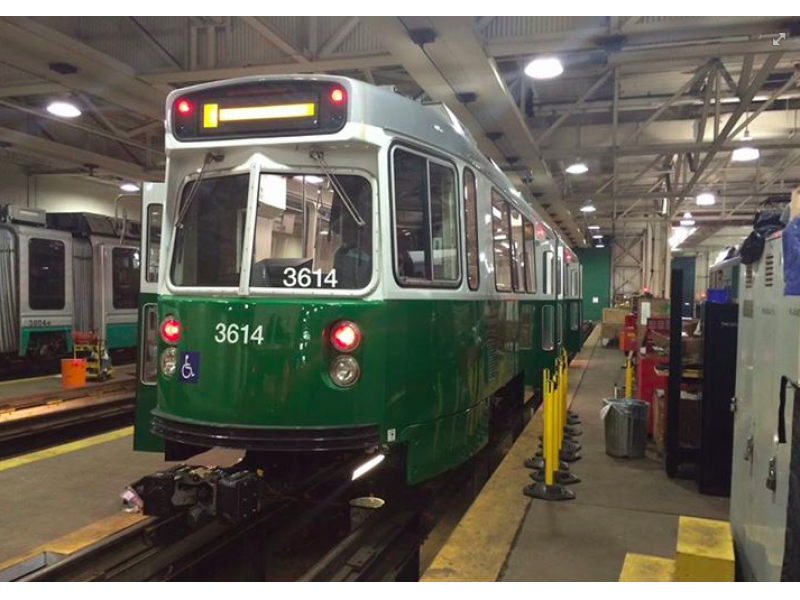 Green Line Service Suspended This Weekend - Boston, MA Patch