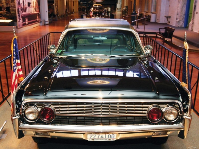 Henry Ford Museum is Home to Historic Presidential Limousine ...