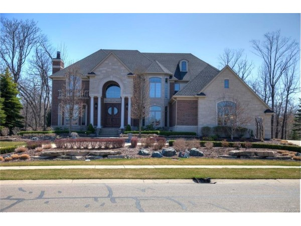 wow house 4 bedroom mansion in rochester hills