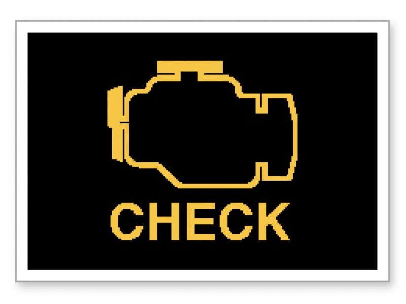 "Know when to stop! Overheated coolant triggers ""check engine"" light 