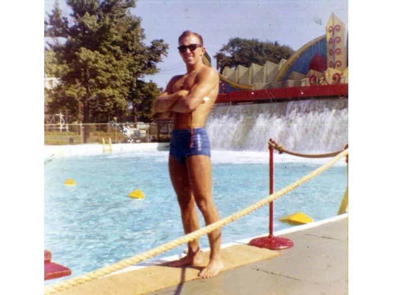 Palisades Amusement Park Exhibit A Book A Pool And A Centennial Fort Lee Nj Patch