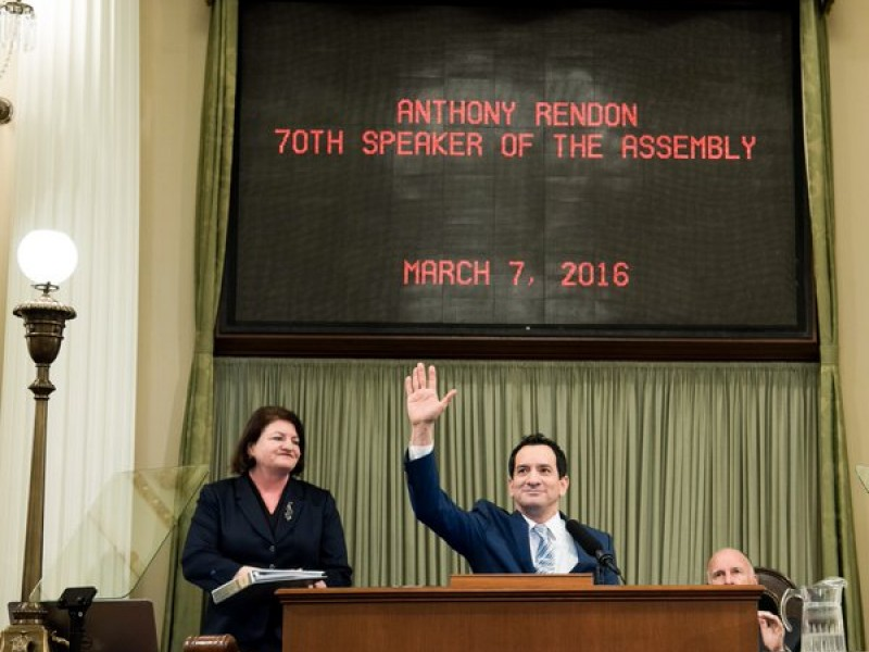 Southland Assemblyman Sworn In As Speaker Cerritos Ca Patch