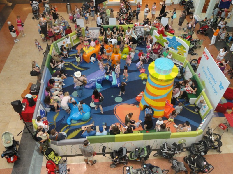Westfield Annapolis Now Offering Childcare For Shoppers