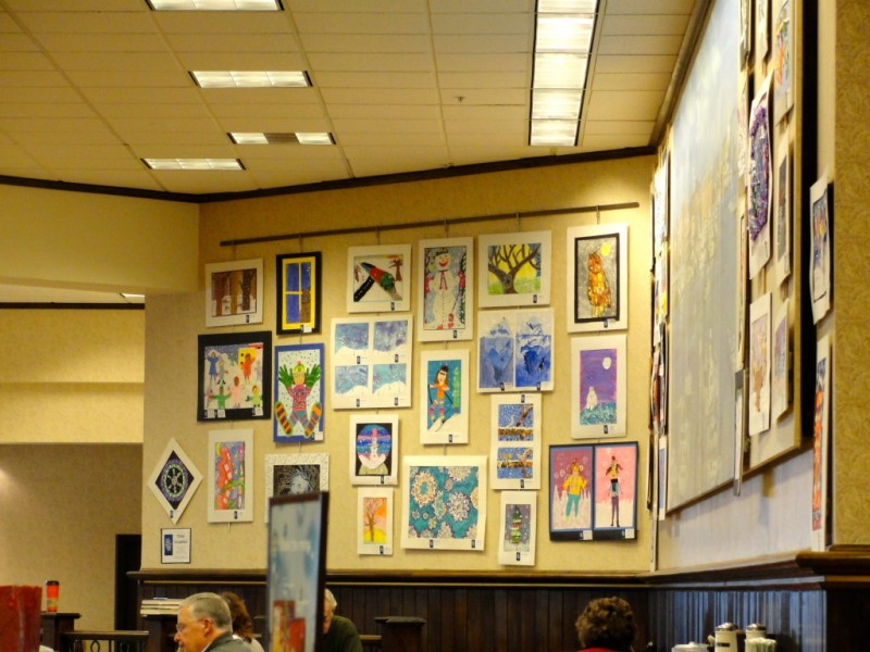 Budding Artists on Display at Annapolis Barnes and Noble | Annapolis ...