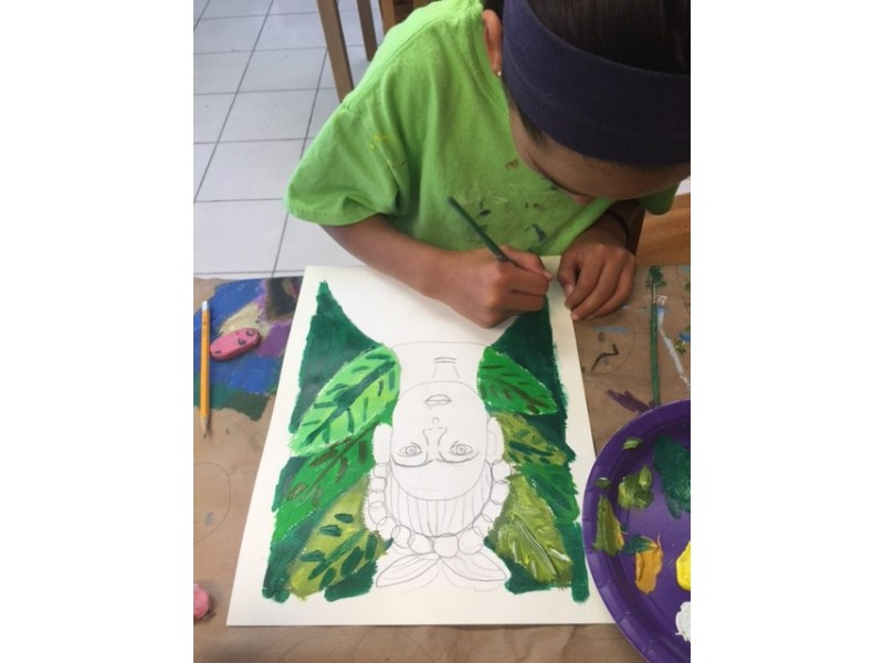 Drawing Amp Painting Workshop Offered At Express Yourself