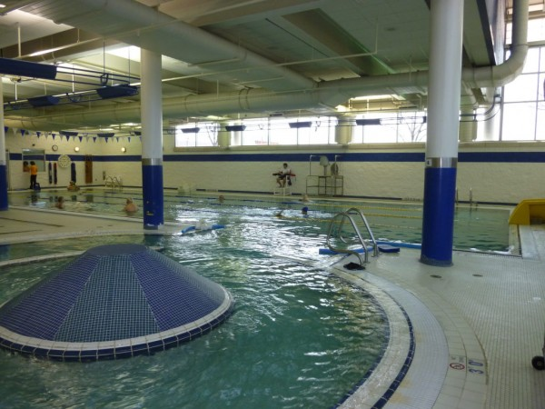The Great Escape Niles Family Fitness Center Pool Niles Il Patch