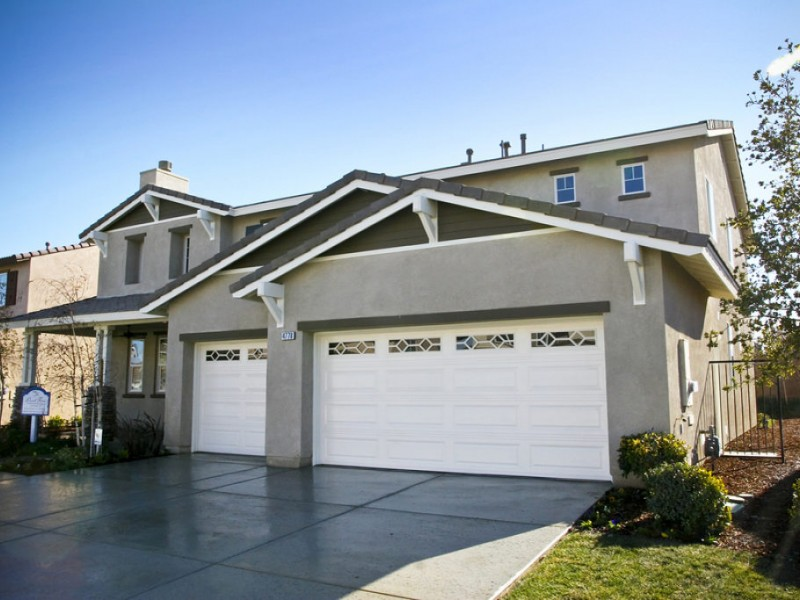 On Track Garage Doors To Give Away A Fully Installed Garage Door To