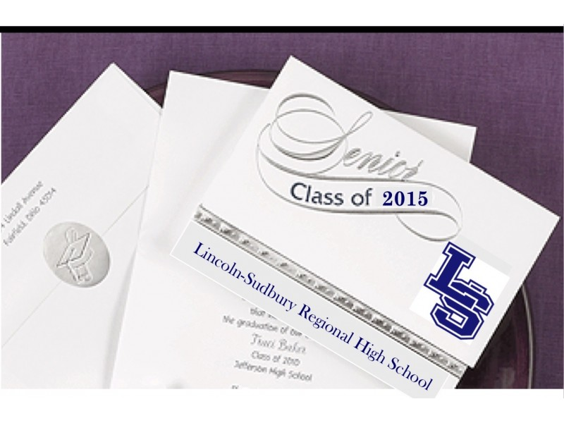 Ls class of 2015 graduation announcements sudbury ma patch filmwisefo
