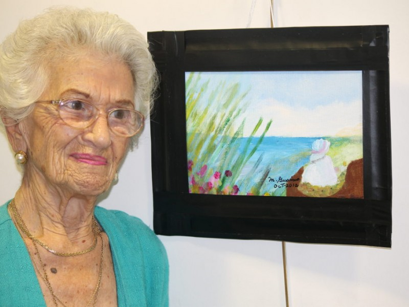 """Golden Age"" Artists Foster Creativity in Mineola-6"