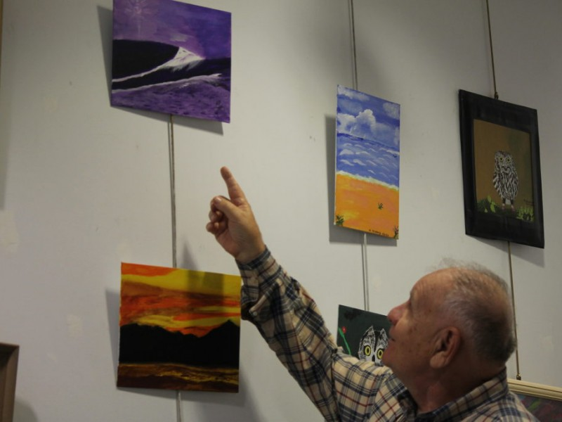 """Golden Age"" Artists Foster Creativity in Mineola-0"