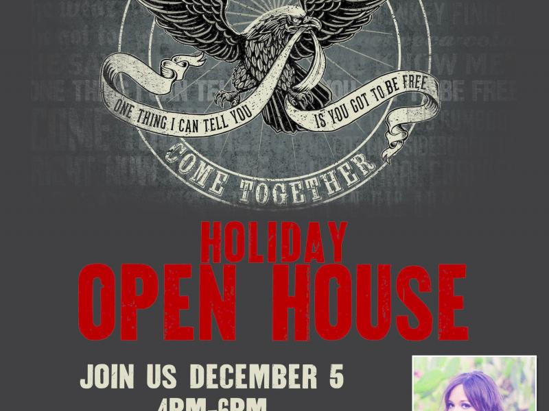 Zylstra Harley-Davidson Holiday Open House | Ames, IA Patch