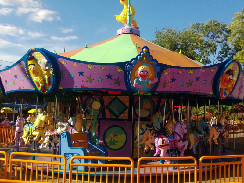 Visiting Sesame Place with a 3-Year Old | Red Bank, NJ Patch