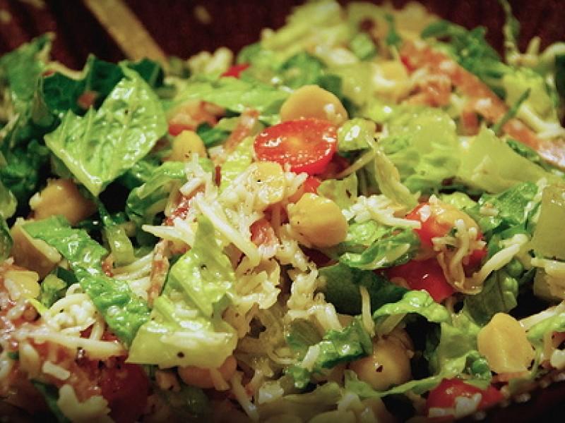 recipe provocateur marias italian kitchen chopped salad agoura hills ca patch - Marias Italian Kitchen