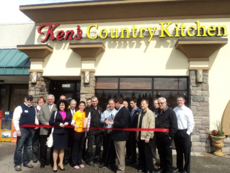 Ken S Country Kitchen Opens A Second Location Clinton Township Mi Patch
