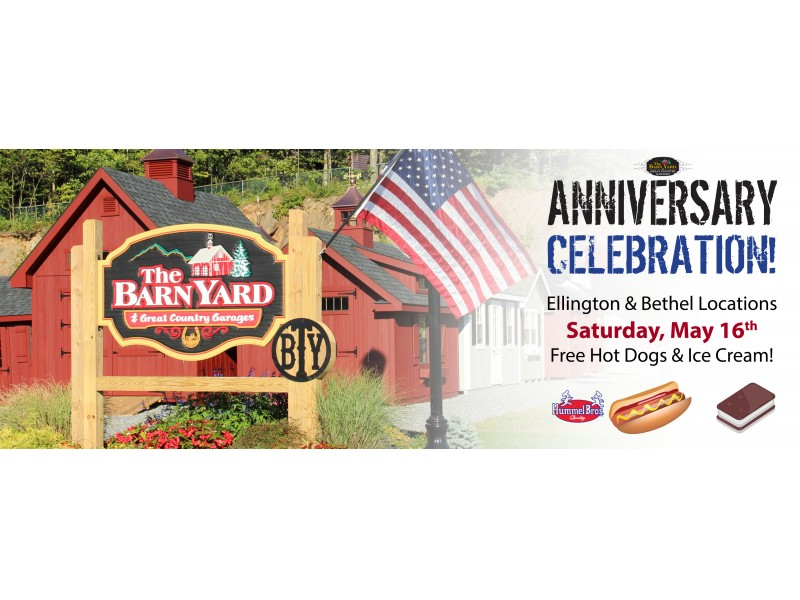 Anniversary Celebration At The Barn Yard Amp Great Country