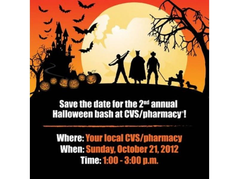 cvs pharmacy family halloween party new port richey fl patch
