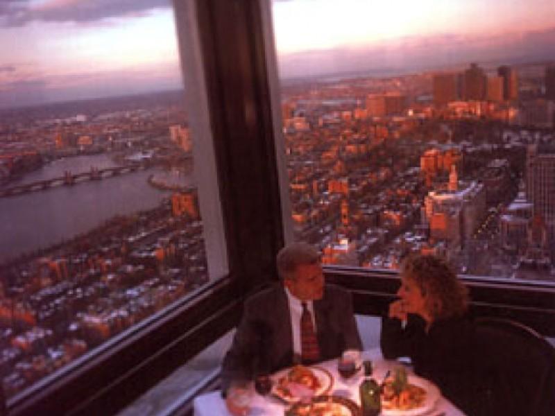 Top Of Prudential Center Restaurant