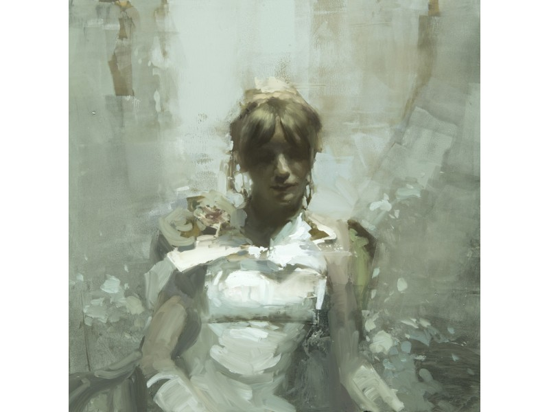 Jeremy Mann Solo Exhibition At Principle Gallery Old