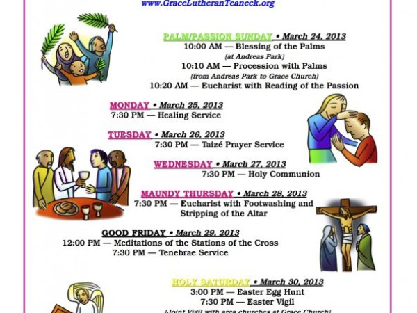 Holy Saturday - Easter Vigil - Teaneck, NJ Patch